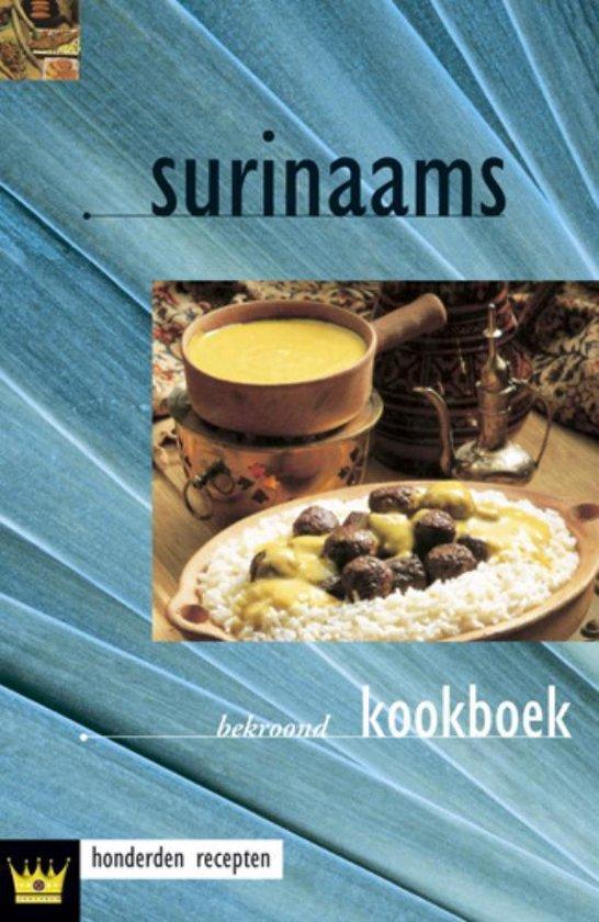 Surinaams - F. Dijkstra |