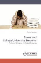 Stress and College/University Students