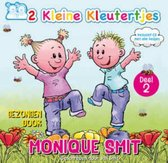 2 Kleine Kleutertjes Deel 2 (Cd + Boek)