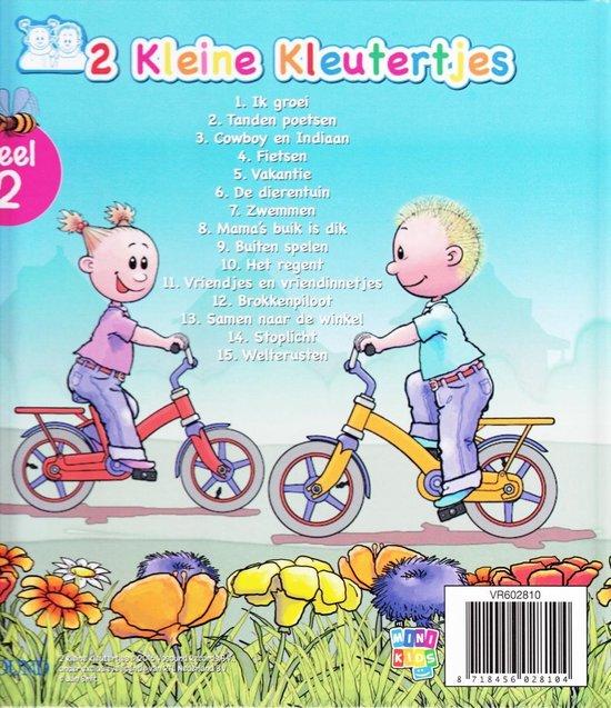 2 Kleine Kleutertjes Deel 2 (Cd + Boek) - 2 Kleine Kleutertjes & Monique Smit