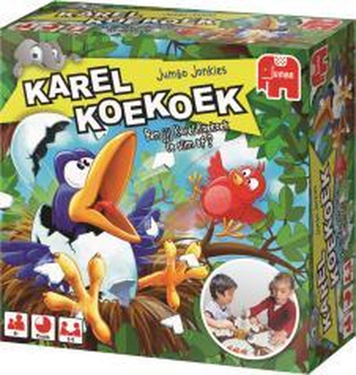 Karel Koekoek - Kinderspel - Jumbo