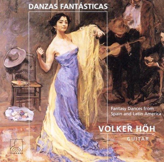 Volker Hoeh - Danzas Fantasticas - Fantasy Dances