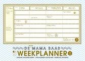 Mama Baas - De nieuwe Mama Baas weekplanner