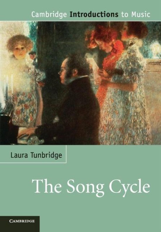 Boek cover The Song Cycle van Laura Tunbridge (Paperback)