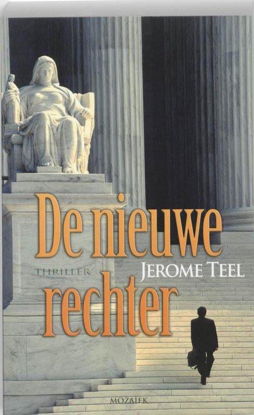 Cover van het boek 'De nieuwe rechter'