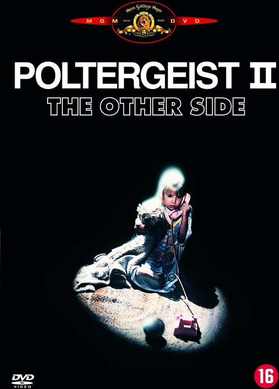 Cover van de film 'Poltergeist 2'