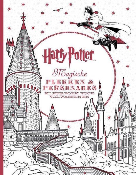 Harry Potter magische plekken en personages