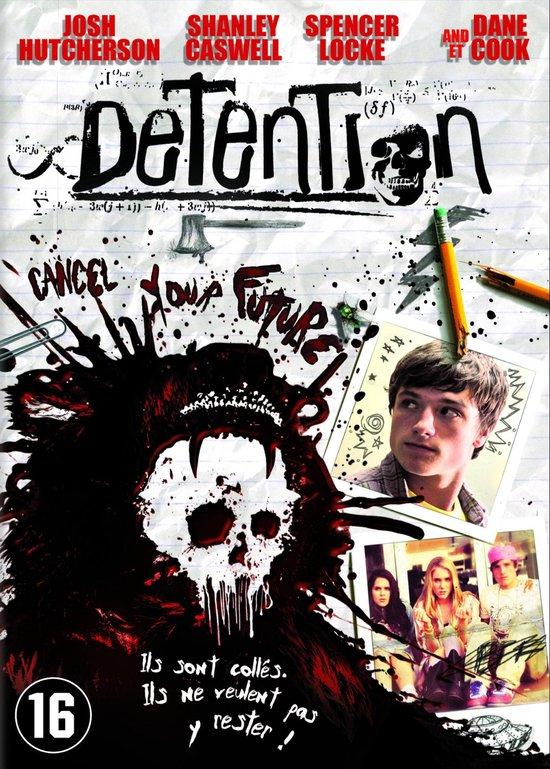 Cover van de film 'Detention'