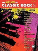 GIANT BK OF CLASSIC ROCK SHEET MUSIC