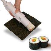 Kitchen Tools - Sushi maker / bazooka - Complete set inclusief chopsticks en rijstlepel