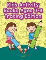 Kids Activity Books Ages 4-8 Tracing Edition