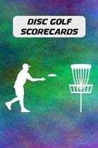 Disc Golf Scorecards