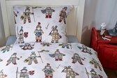 Beddinghouse Kids Dekbedovertrek Lancelot - Junior - 120x150 cm - Blauw