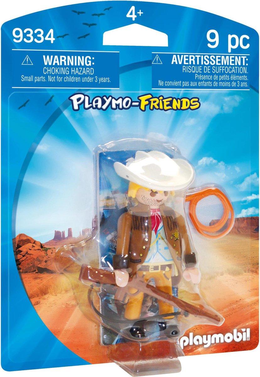 PLAYMOBIL Sheriff - 9334