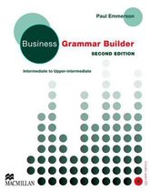 Boek cover Business Gram Builder Students Book Pack New Edition van Paul Emmerson (Paperback)