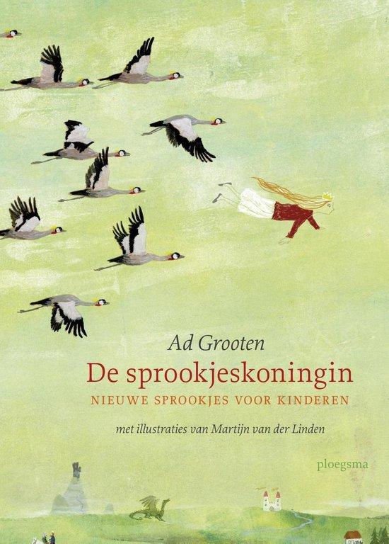 De Sprookjeskoningin - Ad Grooten pdf epub