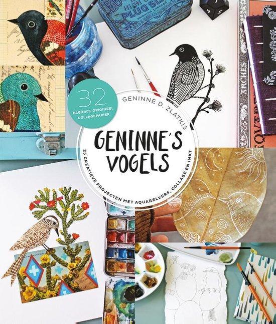 Gennine's Vogels - Gennine D. Zlatkis | Readingchampions.org.uk