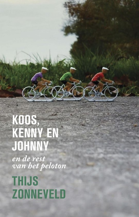 Koos, Kenny en Johnny - Thijs Zonneveld |