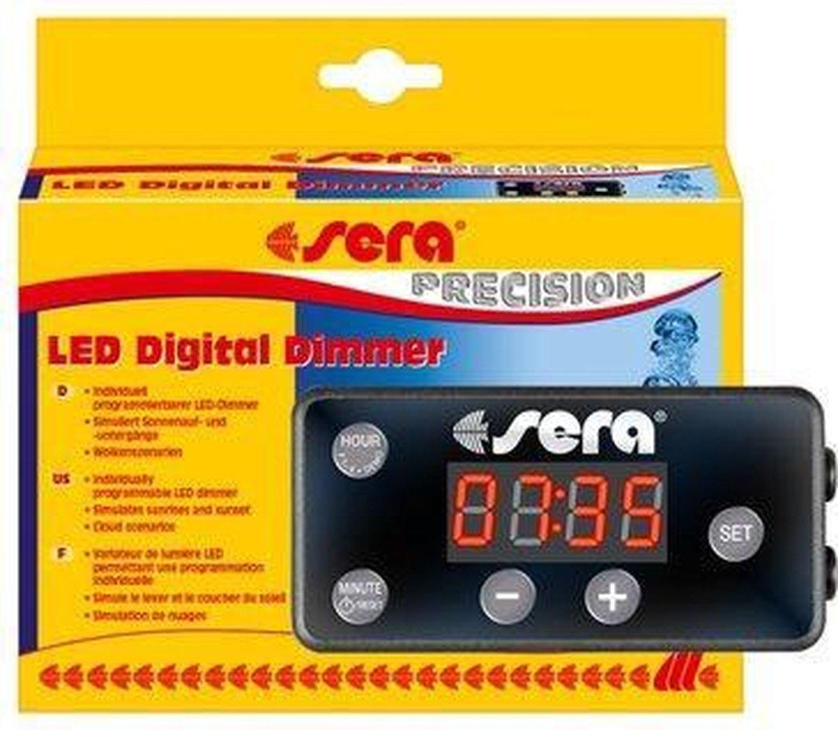 Sera LED Digital Dimmer - Sera