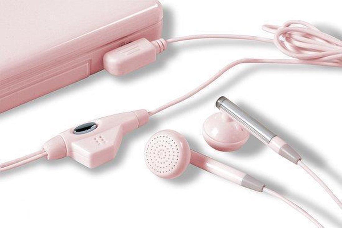 Speedlink Oordopjes Roze DS