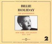 Billie Holiday Vol. 2 The Quintessence