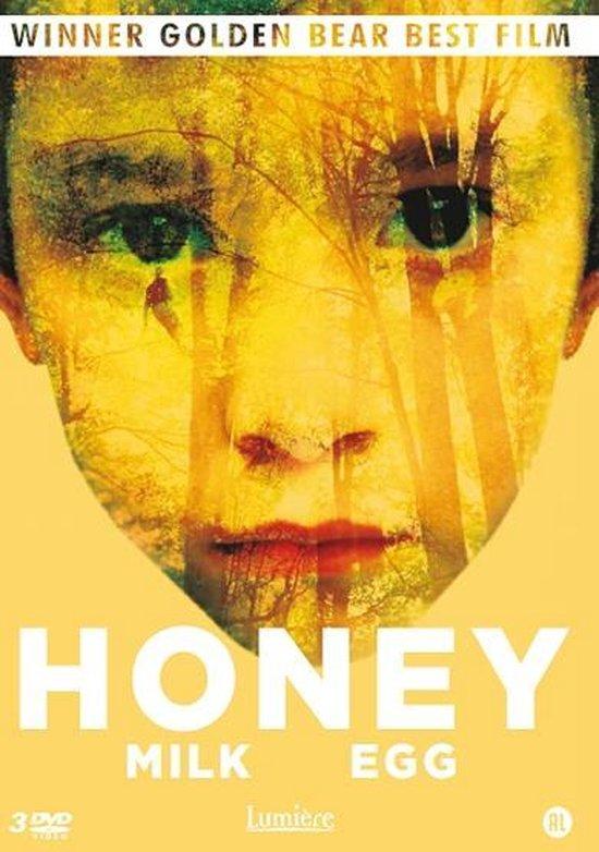 Cover van de film 'Honey/Milk/Egg'