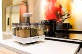 Kruidenrek / kruidencarrousel Coninx Pico draaibaar compact model