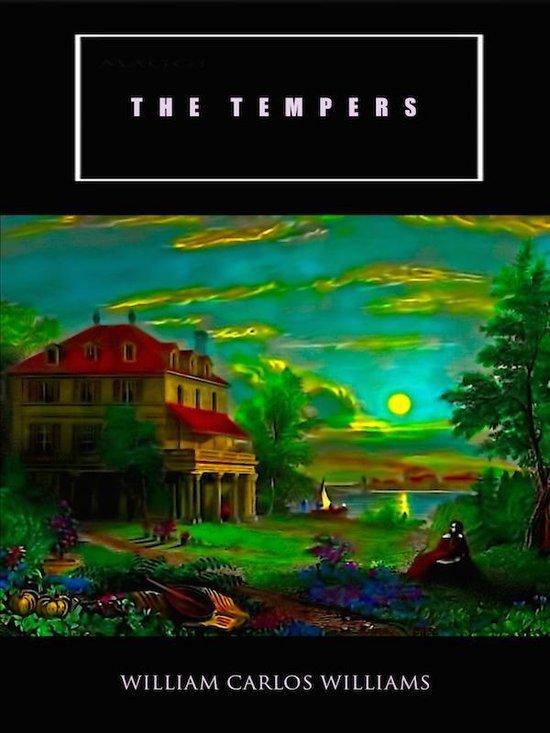 Boek cover The Tempers van William Carlos Williams