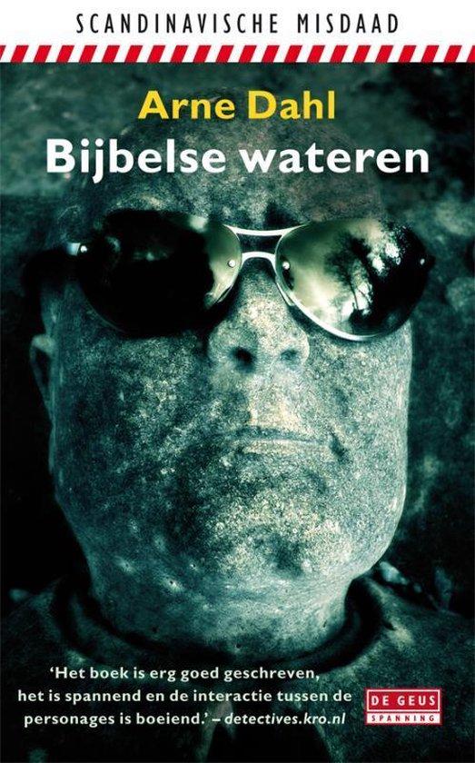 Bijbelse wateren - Arne Dahl |