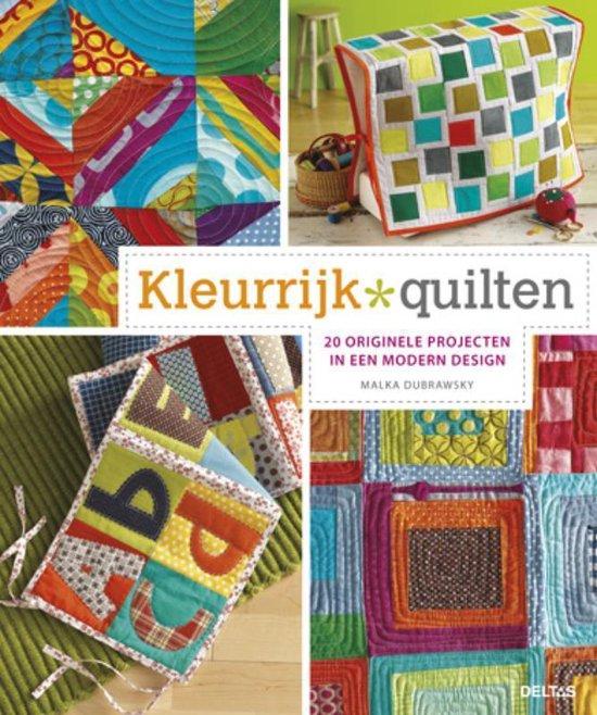 Kleurrijk quilten - Dubrawsky |