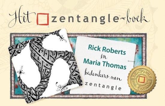 Het Zentangle-boek - Rick Roberts   Fthsonline.com