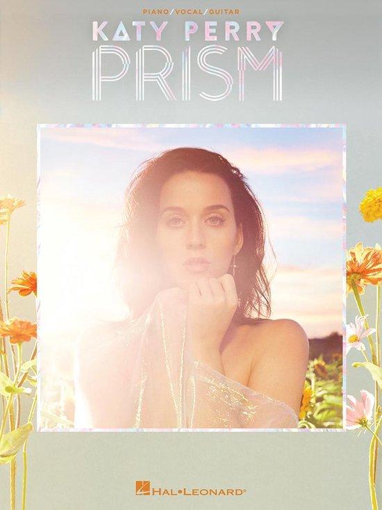 Boek cover Katy Perry - Prism - Piano/Vocal/Guitar Songbook van Katy Perry (Onbekend)