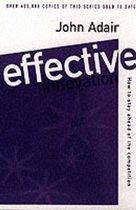 Boek cover Effective Innovation van John Adair