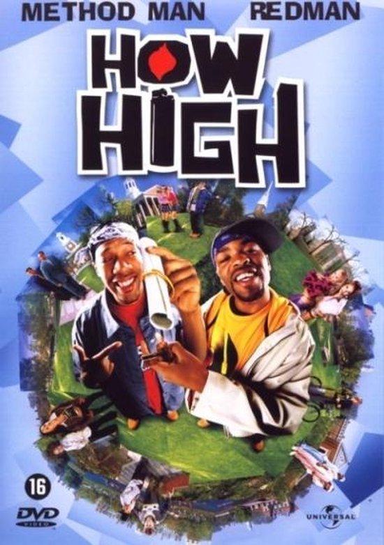Cover van de film 'How High'