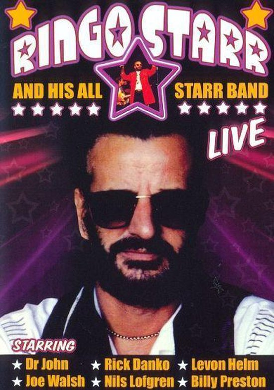 Ringo Starr & His All Star Band - Live