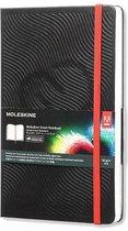 Moleskine Smart Notitieboek Hard cover - Zwart - Large - Blanco