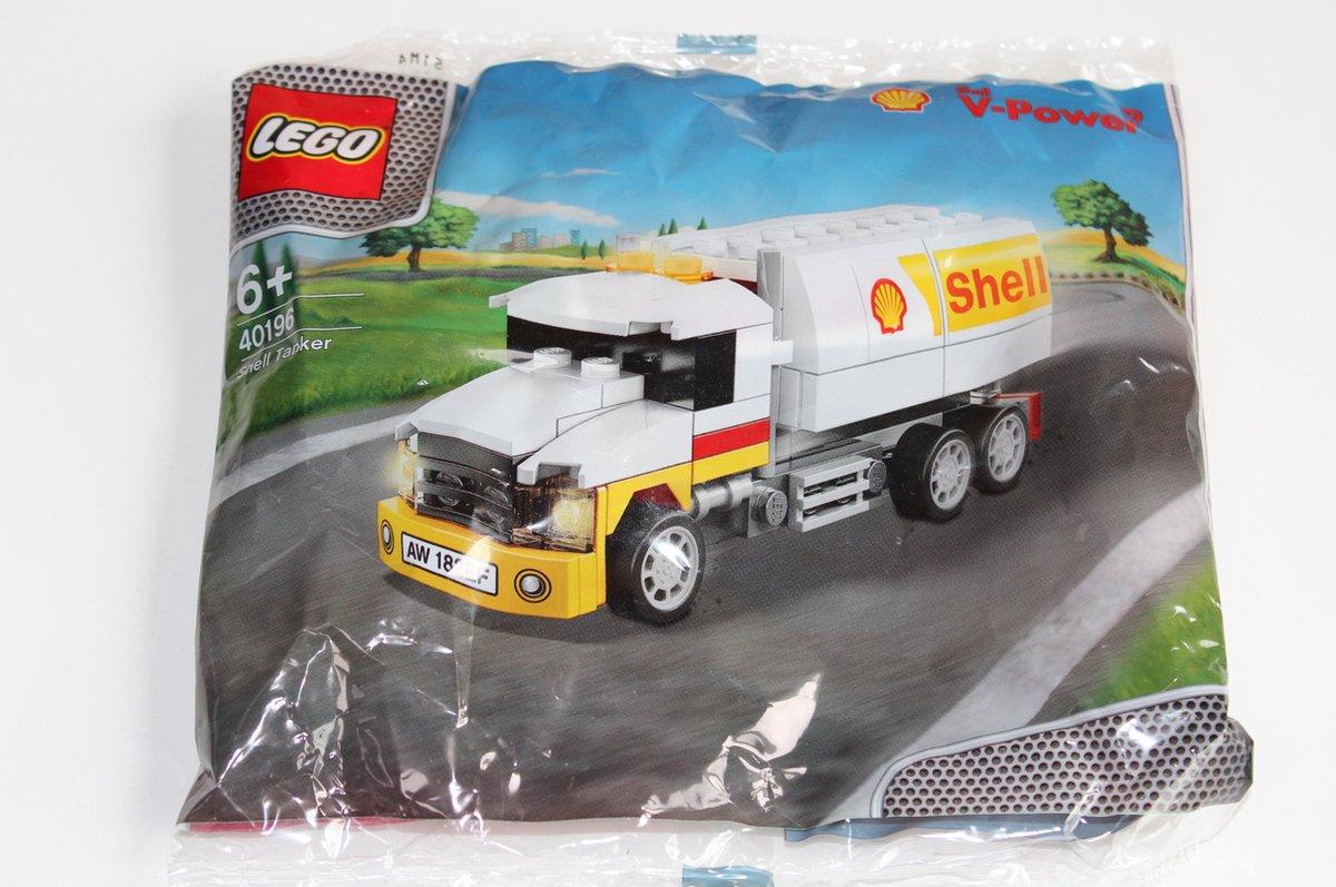 Shell Tanker (40196) - LEGO