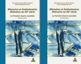 Memoires Et Antimemoires Litteraires Au XX E Siecle