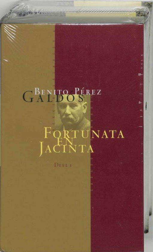 Fortunata En Jacinta - Benito Perez Galdos |