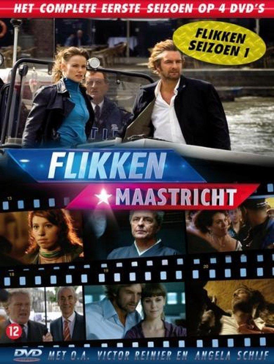 Flikken Maastricht - Seizoen 1 - Tv Series