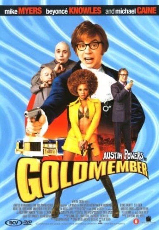 Cover van de film 'Austin Powers 3 - Goldmember'