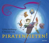 Prentenboek Piratenpieten !