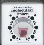 De Kunst van het Moleculair koken + keuken gereedschap