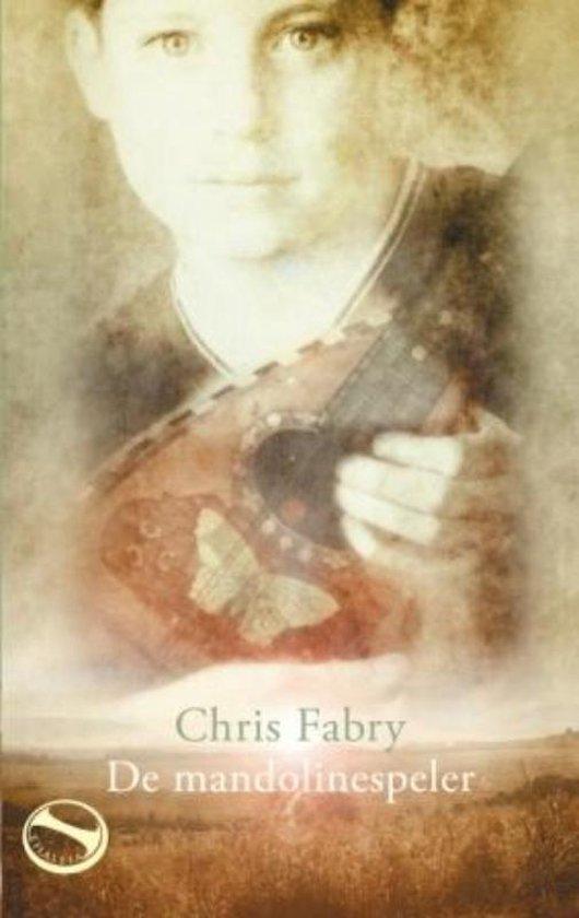 Cover van het boek 'De mandolinespeler' van Chris Fabry