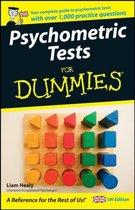 Afbeelding van Psychometric Tests For Dummies
