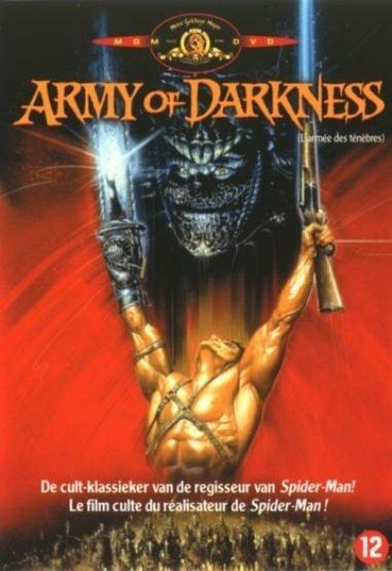 Cover van de film 'Army Of Darkness'