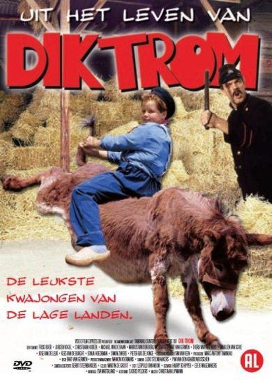 Cover van de film 'Uit het Leven Van Dik Trom'