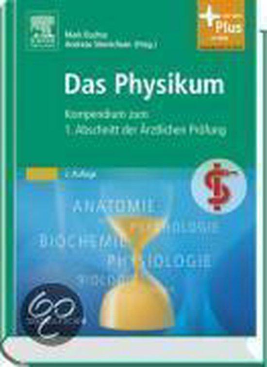 Boek cover Das Physikum van Thomas Braun (Hardcover)