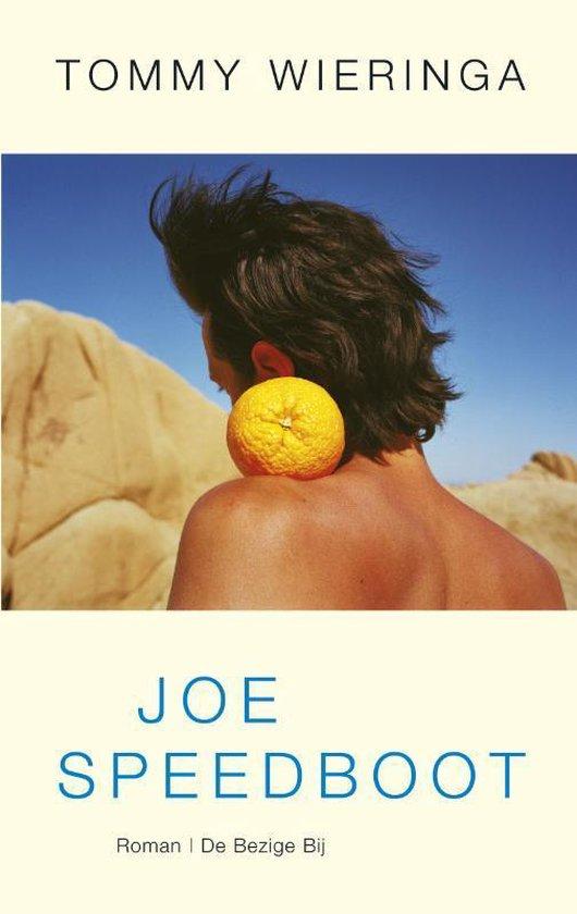 Boekomslag voor Joe Speedboot / druk Heruitgave
