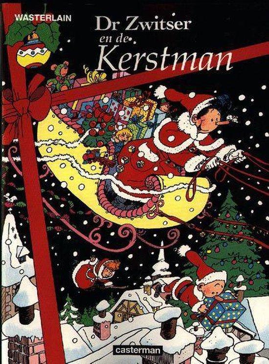 Dr zwitser en de kerstman - Marc Wasterlain | Fthsonline.com